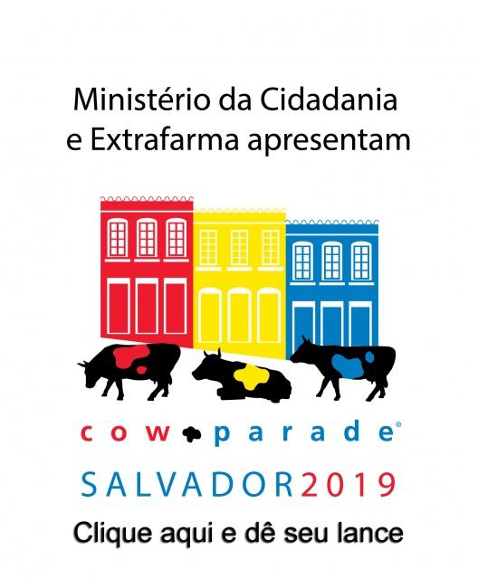 CowParade Salvador - Leilão Beneficente - Presencial - 21/11/2019 às 20h45
