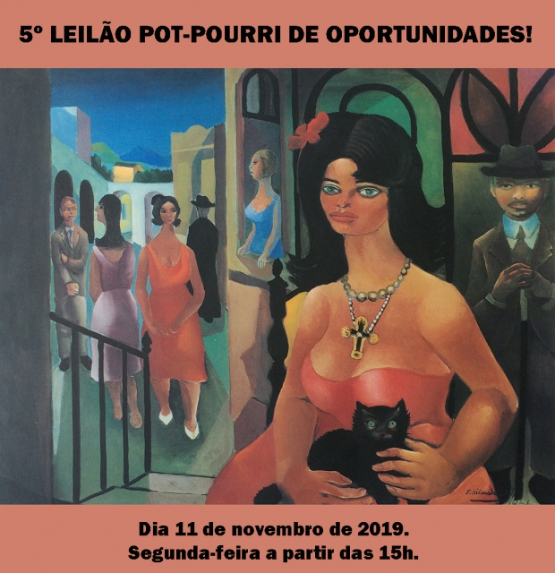6º LEILÃO POT-POURRI DE OPORTUNIDADES!