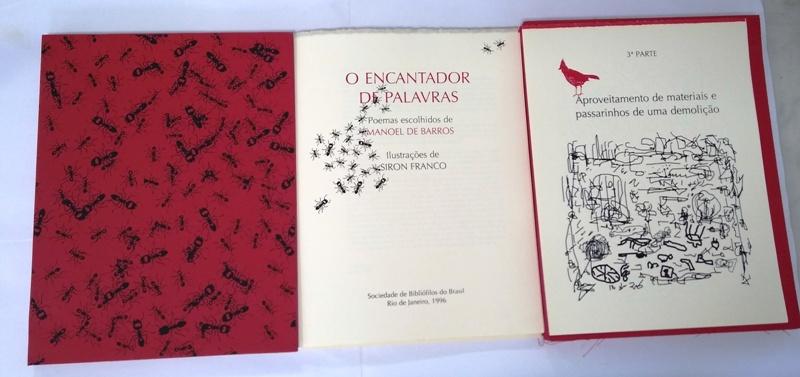 TEMPO DE LITERATURA - 36º Leilão acervo Marcelino santos, livreiro: Poesia, critica e arte
