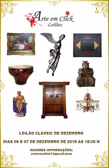 LEILÃO CLASSIC DE DEZEMBRO