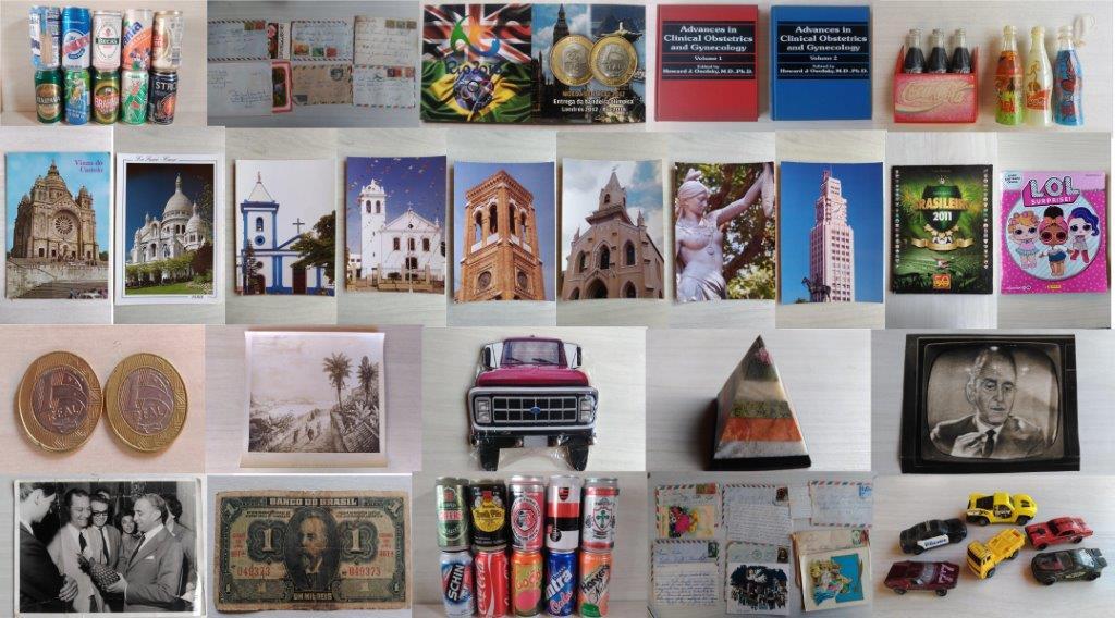 19º LEILÃO TUDO JUNTO E MISTURADO: LIVROS, FOTOS, CDs, DVDs, ANTIGUIDADES E CURIOSIDADES.