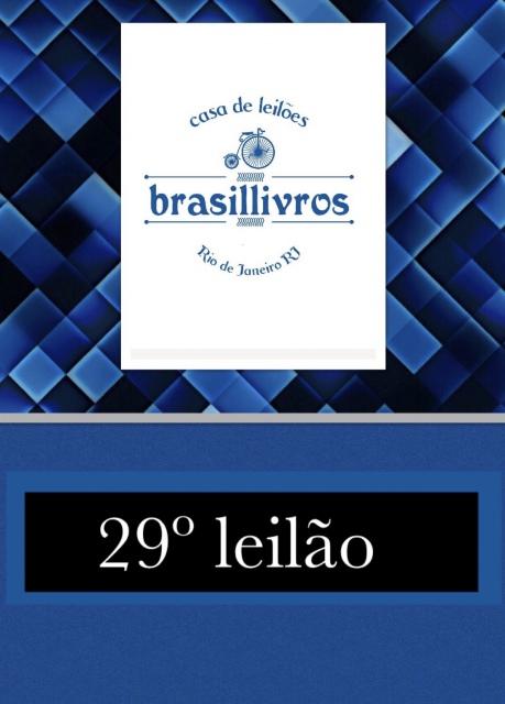 29º LEILÃO BRASILIVROS
