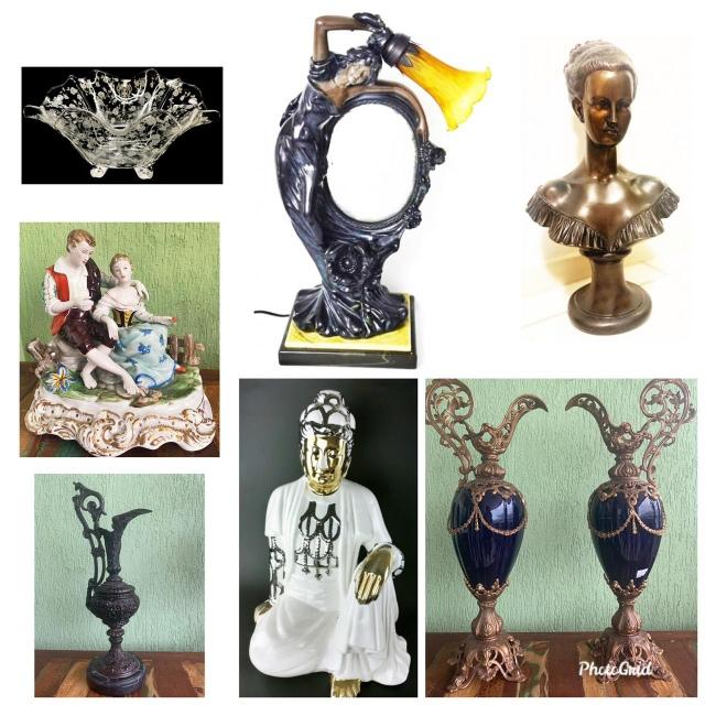 113 Leilão Belas artes - Artes, decoração e curiosidades