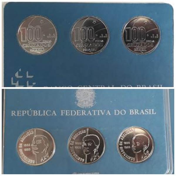 LEILÃO DE NUMISMÁTICA - FILATELIA - ARTE E COLECIONISMO