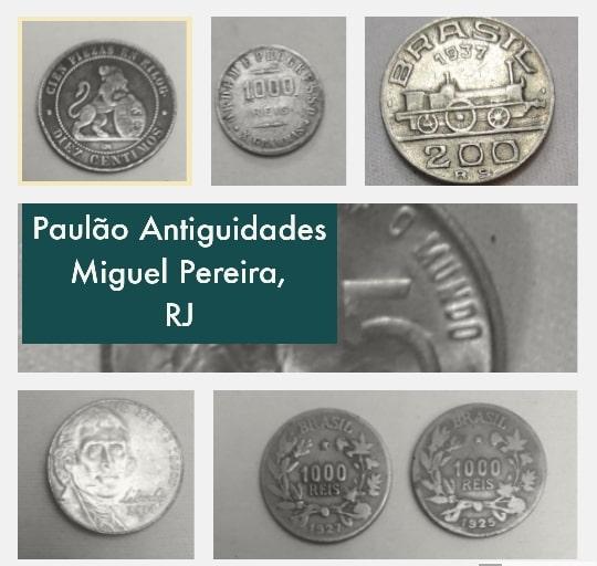 LEILÃO PAULÃO ANTIGUIDADES -  MARÇO 2020