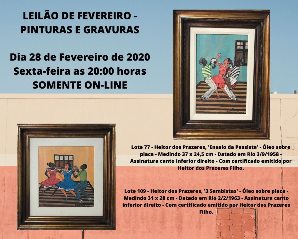 LEILÃO DE FEVEREIRO