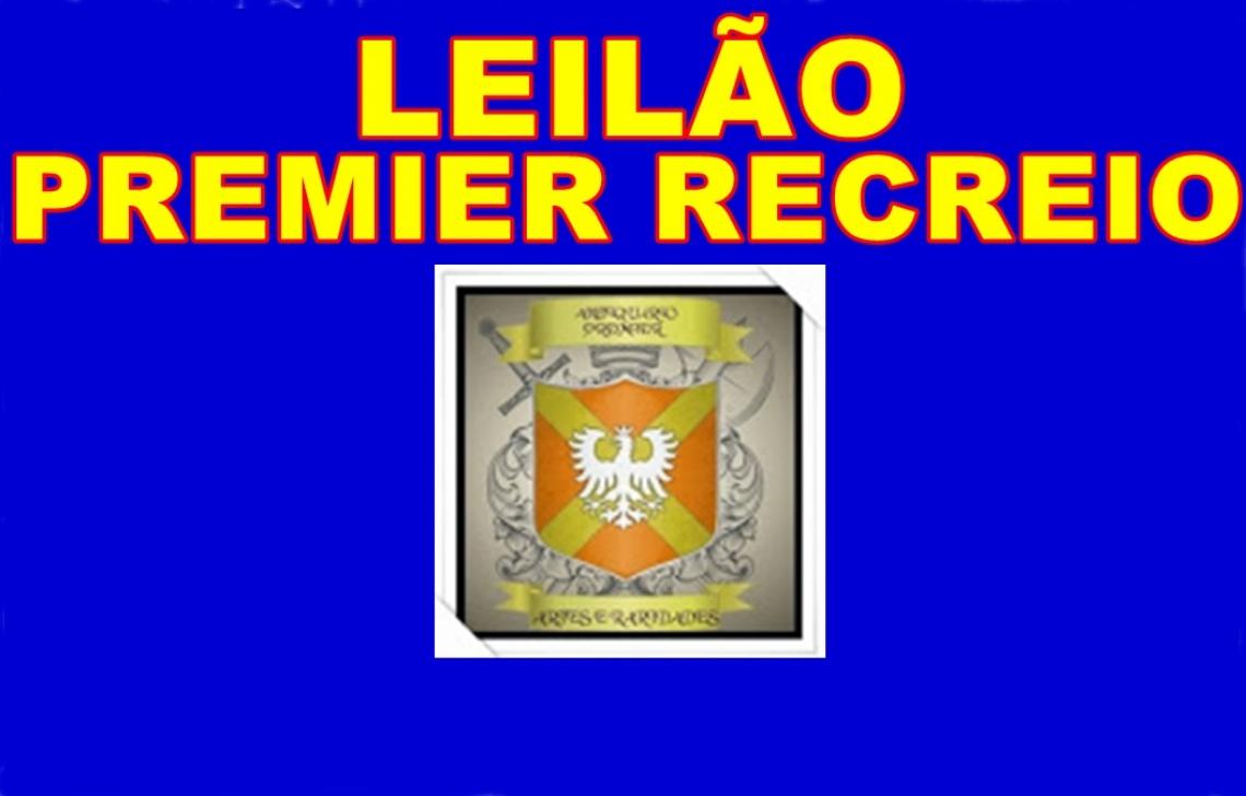 154º-LEILÃO PREMIER RECREIO