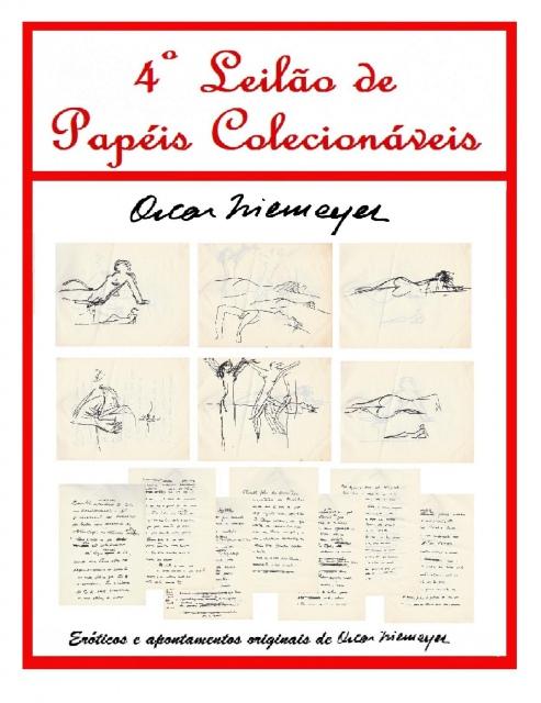 4º Leilão Papéis Colecionáveis
