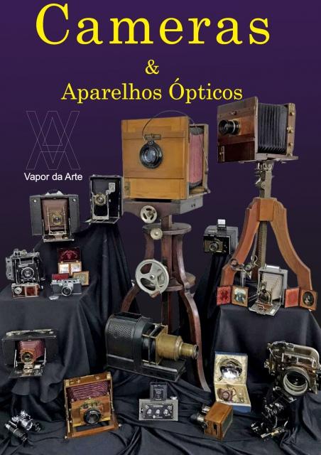 Câmeras e Aparelhos Ópticos