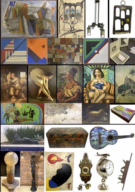 LEILÃO RESIDENCIAL ALTO LEBLON PARTE 2 - PARTILHA DE BENS, (AUCTION HOUSE)