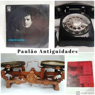 LEILÃO PAULÃO ANTIGUIDADES  - MIGUEL PEREIRA, RJ