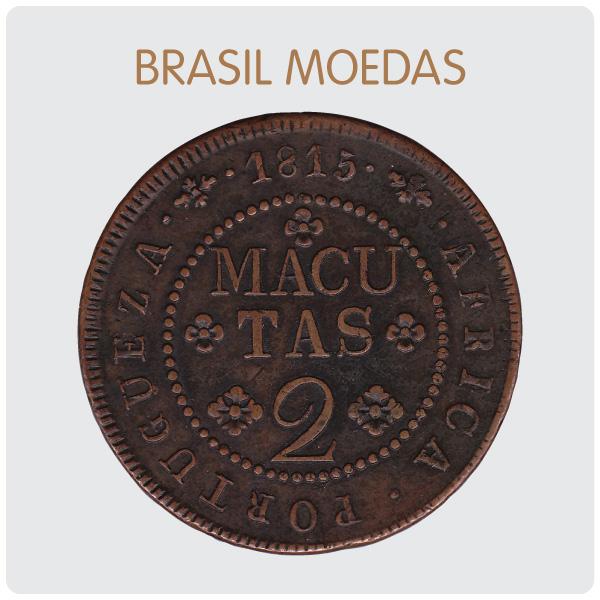 LEILÃO BRASIL MOEDAS - 14 DE ABRIL DE 2020 - 20h00