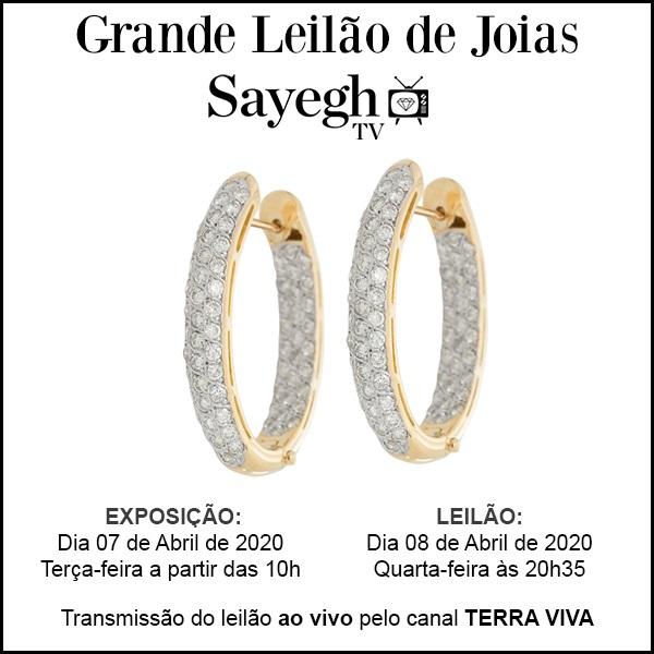 GRANDE LEILÃO DE JOIAS