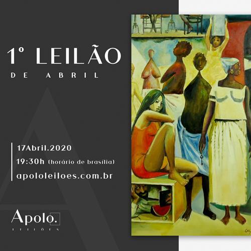 1 LEILÃO DE ABRIL