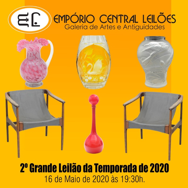 2 º GRANDE LEILÃO DA TEMPORADA 2020 EMPÓRIO CENTRAL