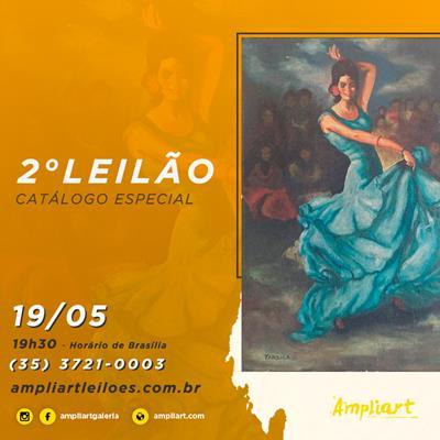 2º LEILAO DE ARTE- CATALOGO ESPECIAL