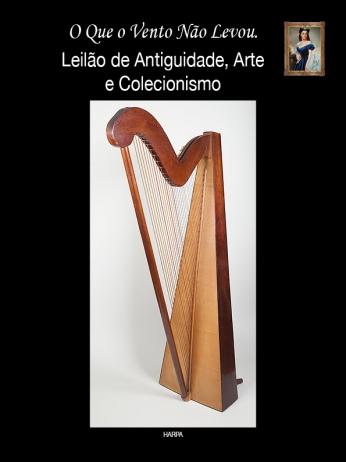 LEILÃO DE ARTE, ANTIGUIDADE E COLECIONISMO.