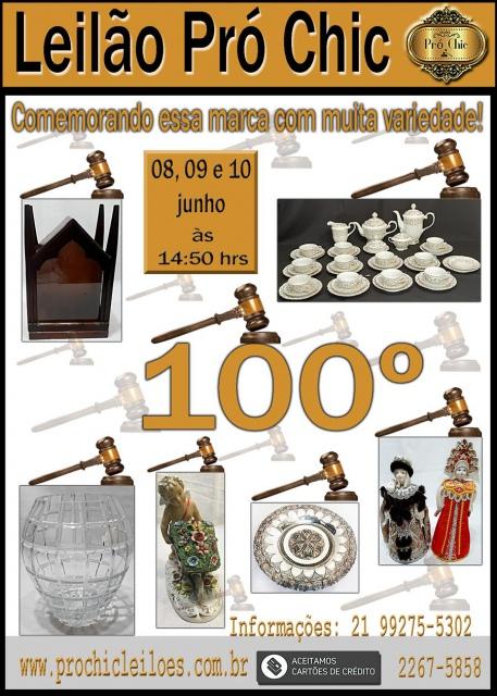 100 Leilao  Pro Chic -Comerando essa marca com muitas variedades !