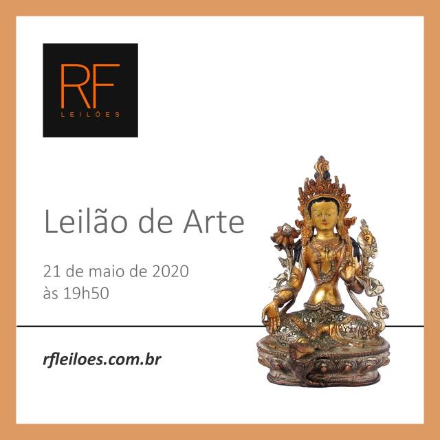 LEILÃO DE ARTE | ANTIGUIDADES | DESIGN
