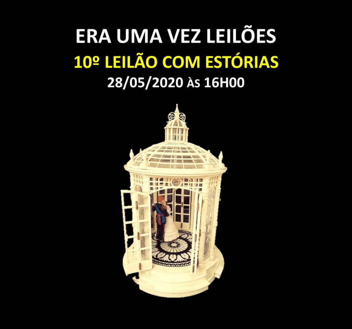 10º LEILÃO COM ESTÓRIAS - 28/05/2020 às 16h00