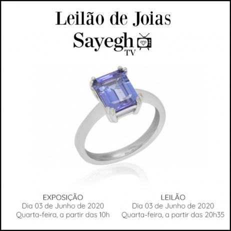 LEILÃO DE JOIAS