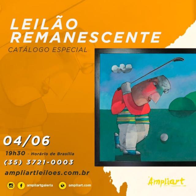 LEILÃO REMANESCENTE CATALOGO ESPECIAL