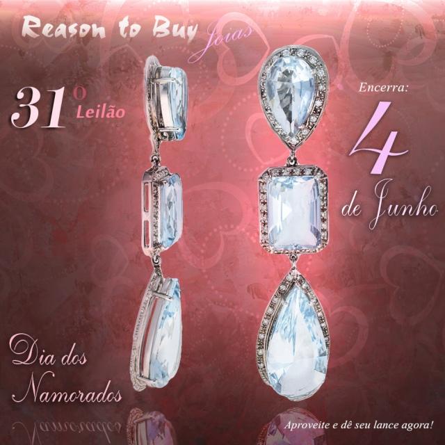31º Leilão de Joias da Reason to Buy Joalheria