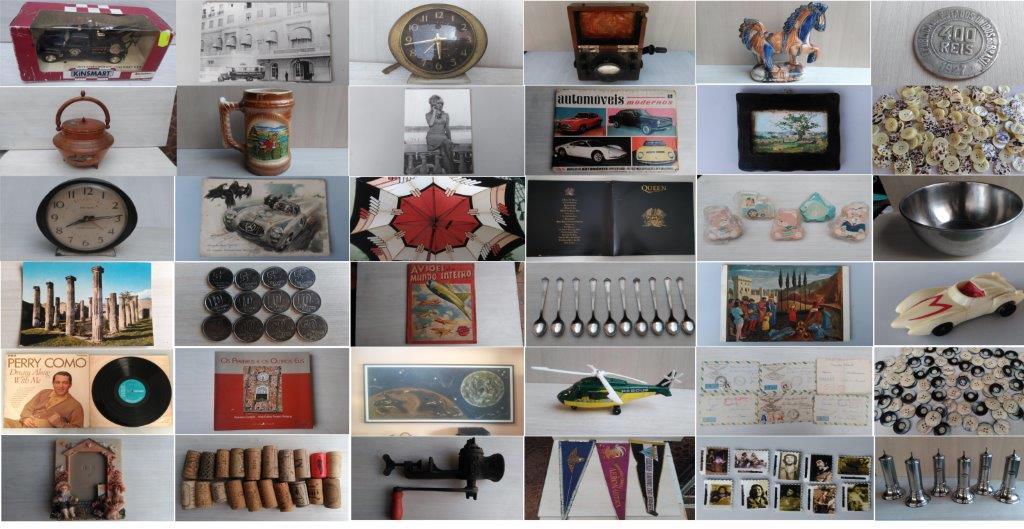 21º LEILÃO TUDO JUNTO E MISTURADO: LIVROS, CDs, LPs, DVDs, ANTIGUIDADES E CURIOSIDADES.