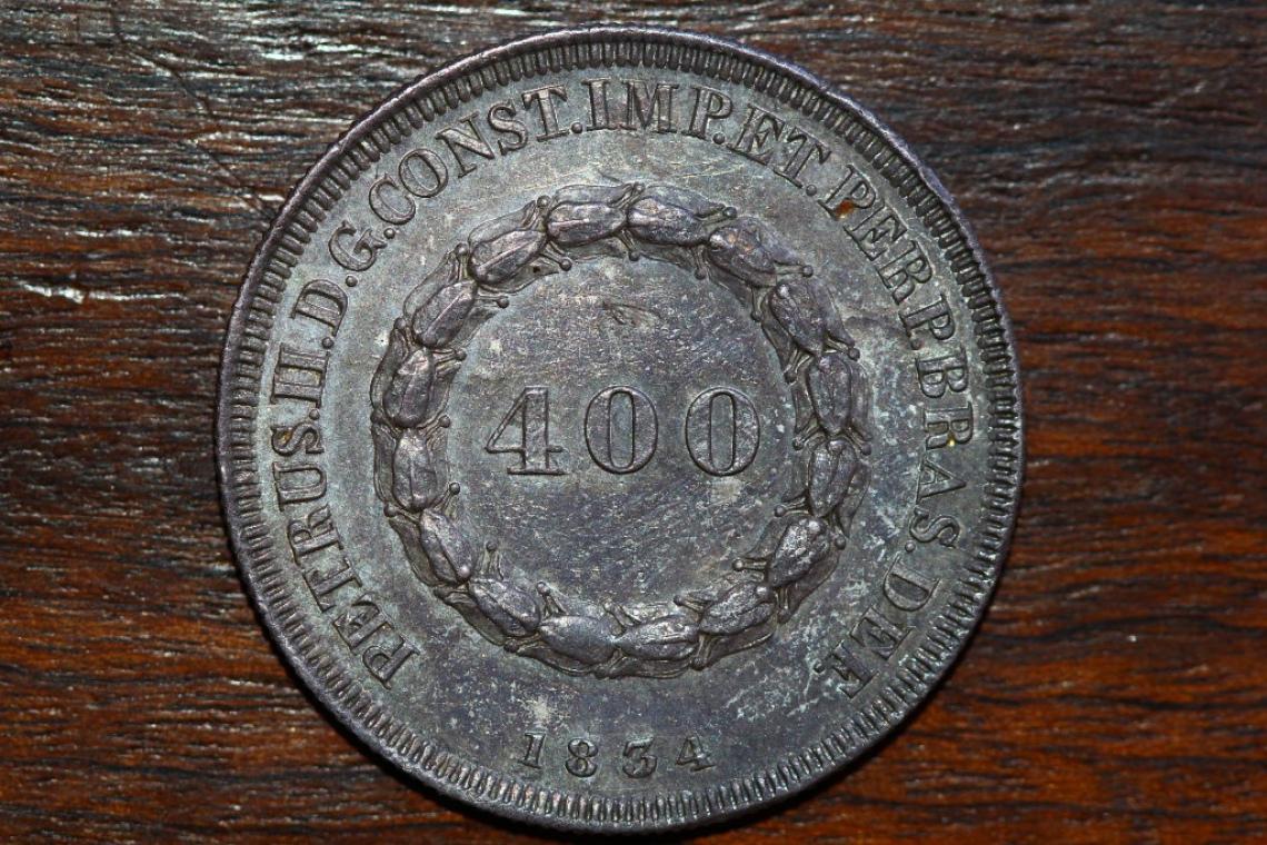 LXXIII Leilão J.Mesquita - Especial de Numismática