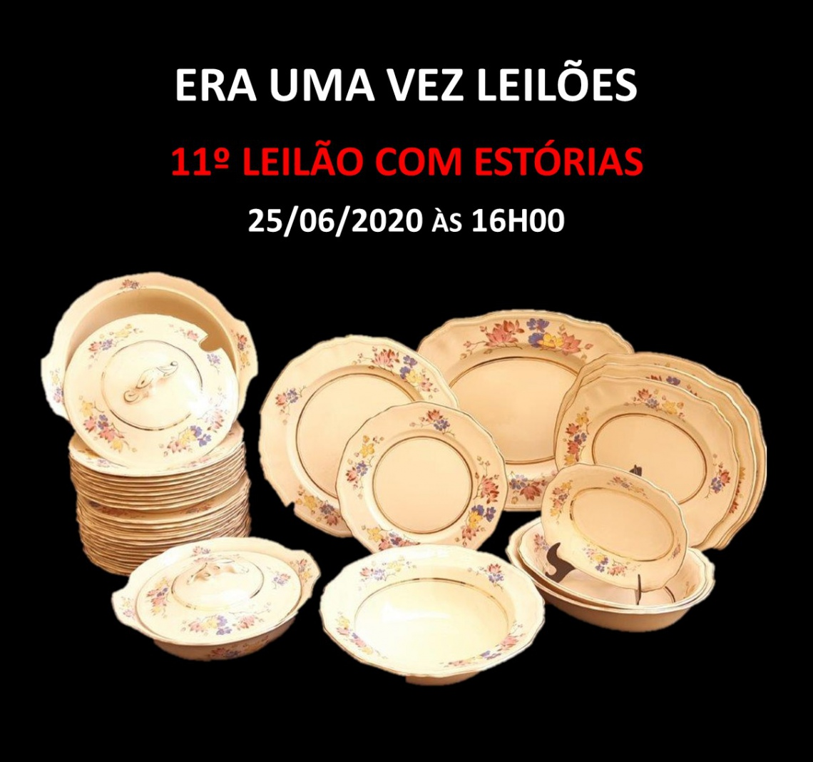 11º LEILÃO COM ESTÓRIAS - 25/06/2020 às 16h00