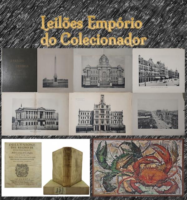 LEILÃO DE COLECIONISMO, ARTES E ANTIGUIDADES