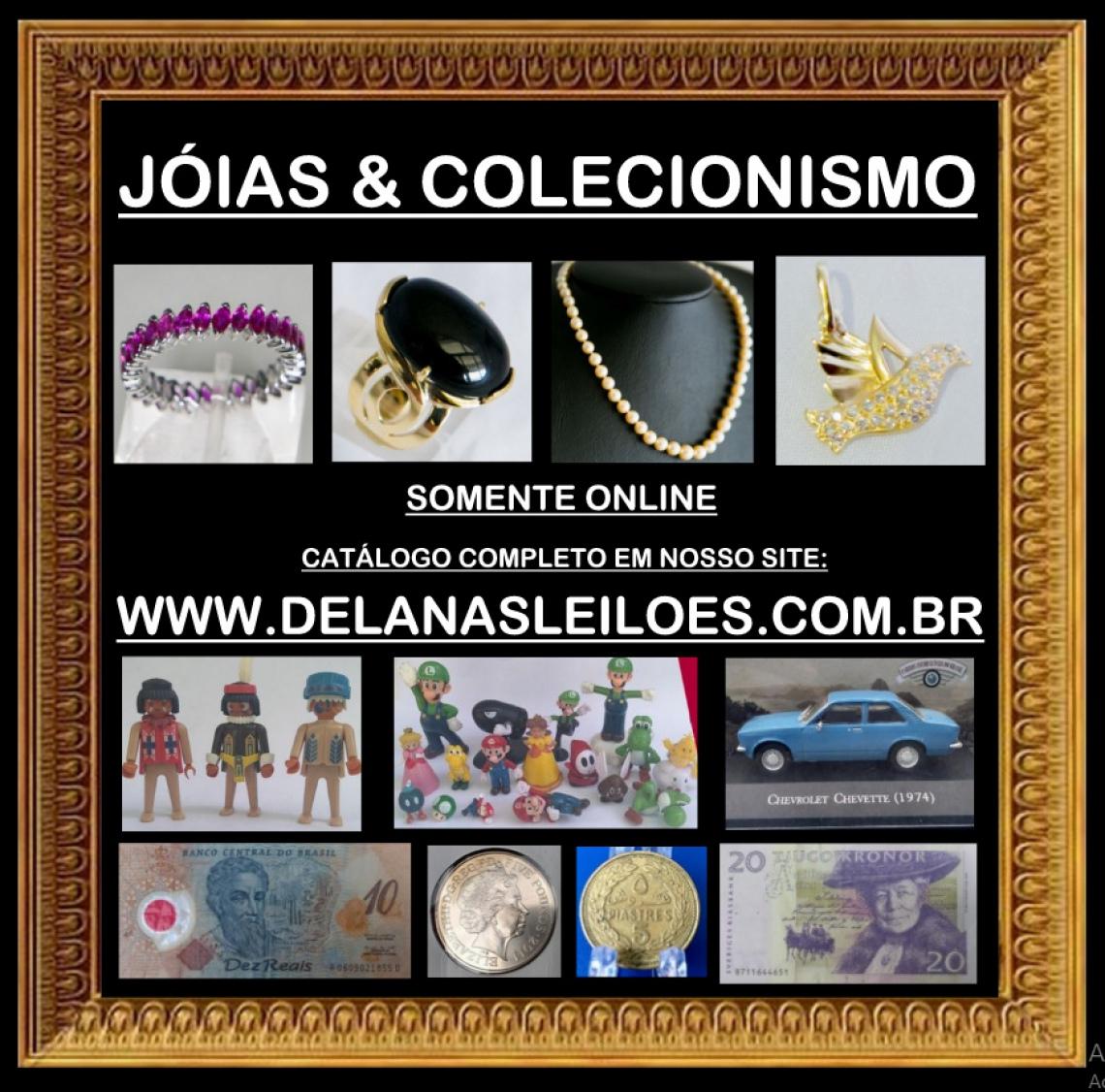 JOIAS & COLECIONISMO