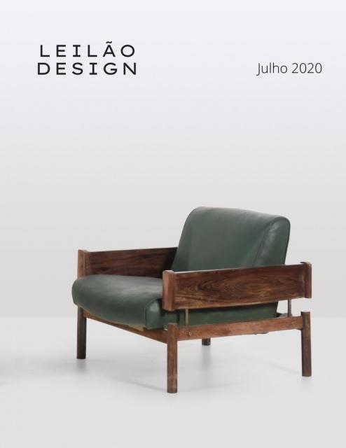 LEILÃO DESIGN  - Julho 2020
