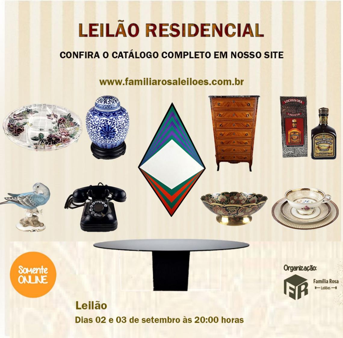 LEILÃO RESIDENCIAL