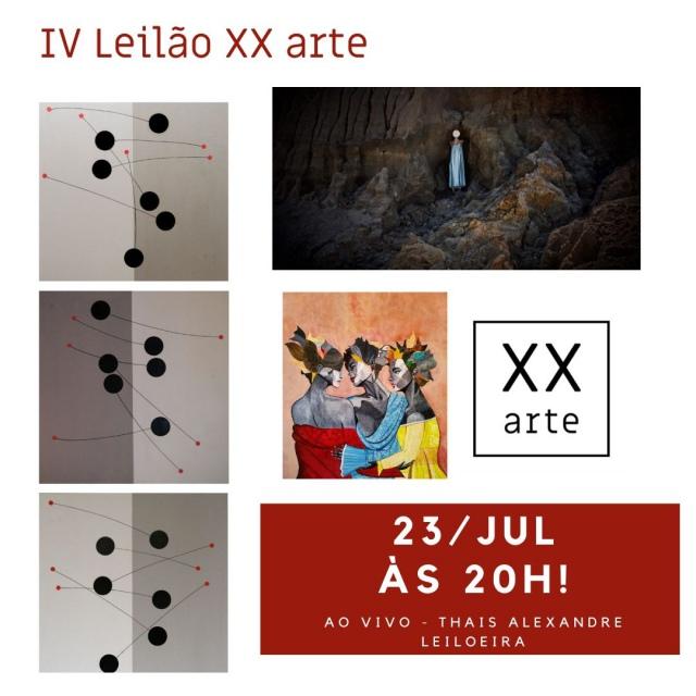 IV Leilão XX arte