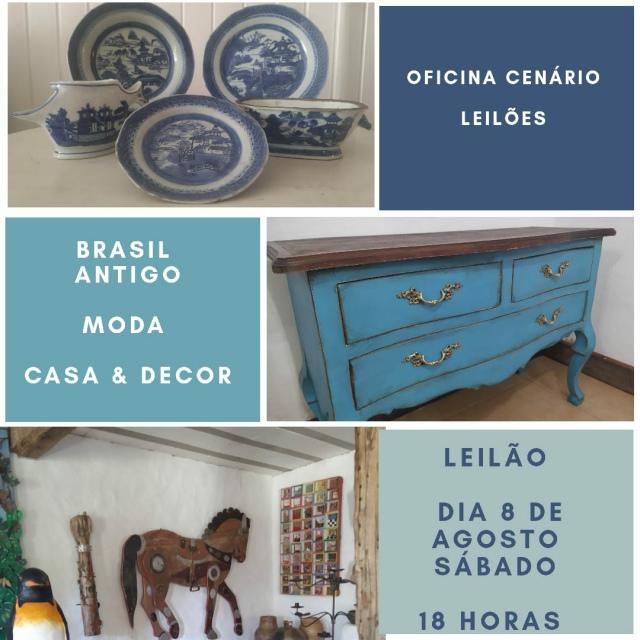 BRASIL ANTIGO E CONTEMPORÂNEO , MODA , CASA & DECOR