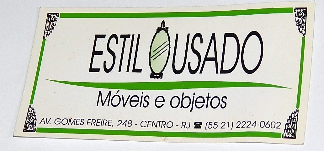 LEILÃO ESTILOUSADO  LAPA  / AGOSTO 2020.