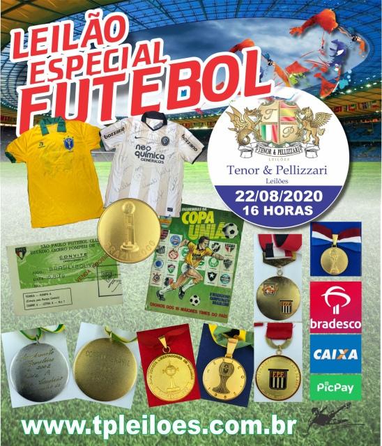 1º Leilão Especial de Futebol
