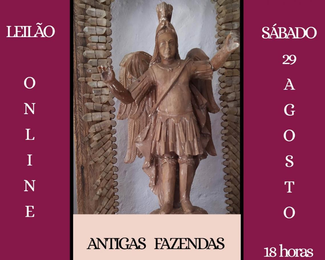 LEILÃO ANTIGAS FAZENDAS