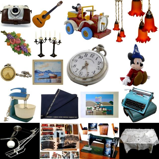 82º Leilão NA VOVÓ TEM - Artes, Colecionismo, Decoração, Presentes  e Móveis
