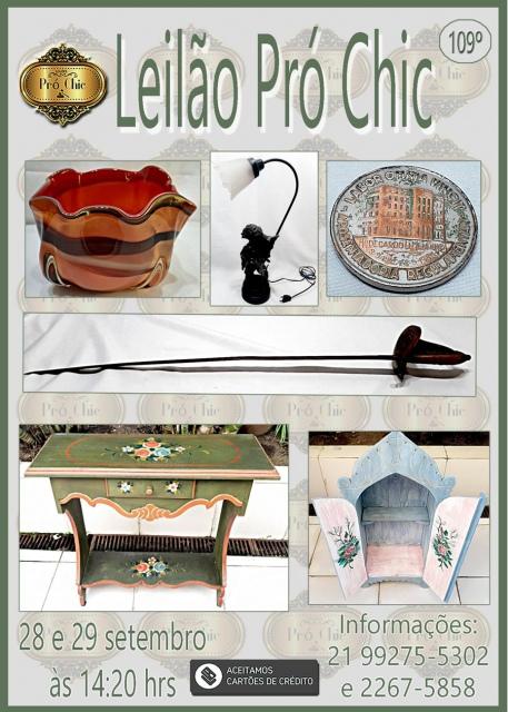 109 leilao Pro Chic