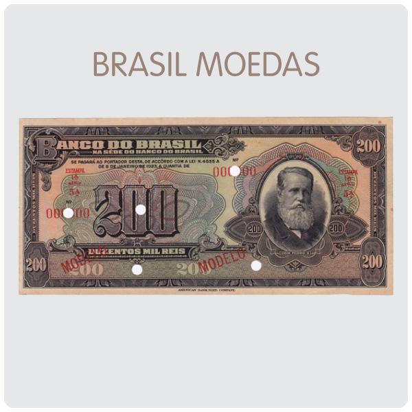 LEILÃO DE SETEMBRO DA BRASIL MOEDAS
