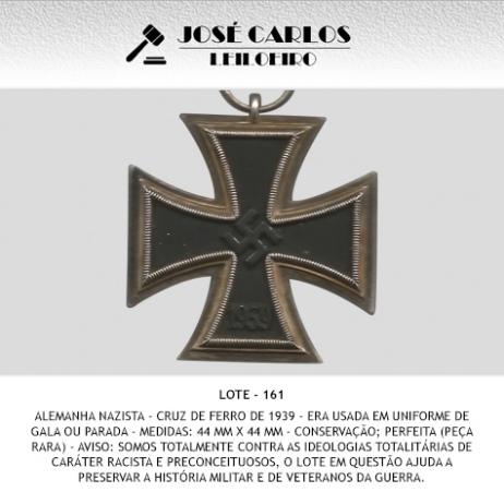 3º LEILÃO DE MILITARIA, NUMISMÁTICA E FILATELIA EM LANCE LIVRE