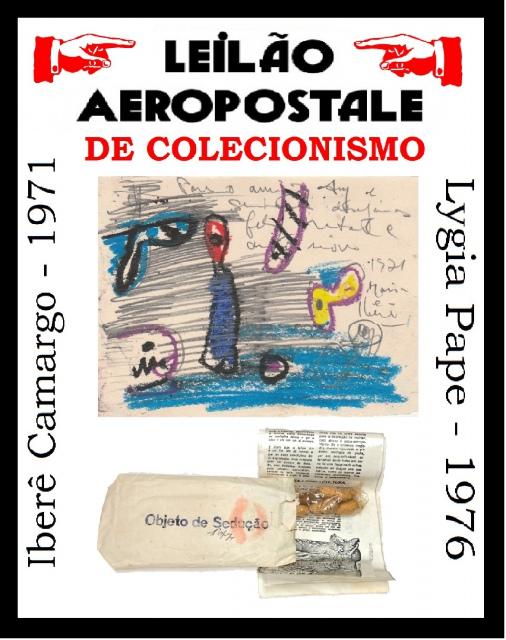 LEILÃO AEROPOSTALE - SETEMBRO DE 2020