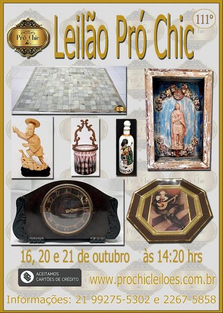 111 Leilao  Pro Chic