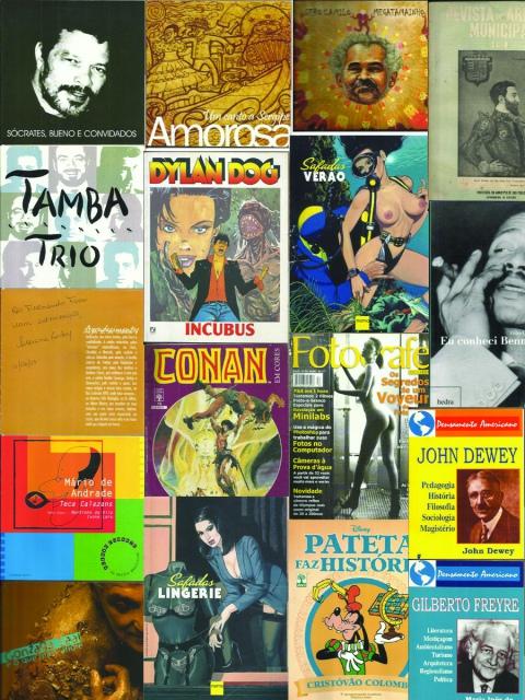 42º Leilão Outono Azul - Livros, CD´s e Colecionismo