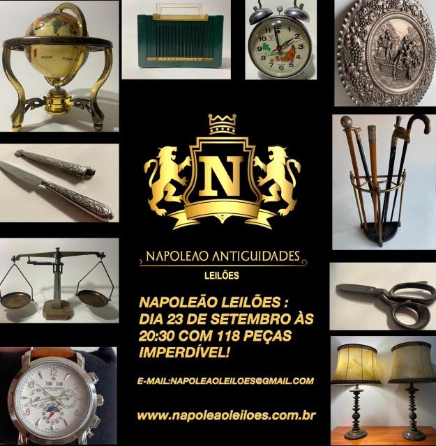 Napoleão Leiloes