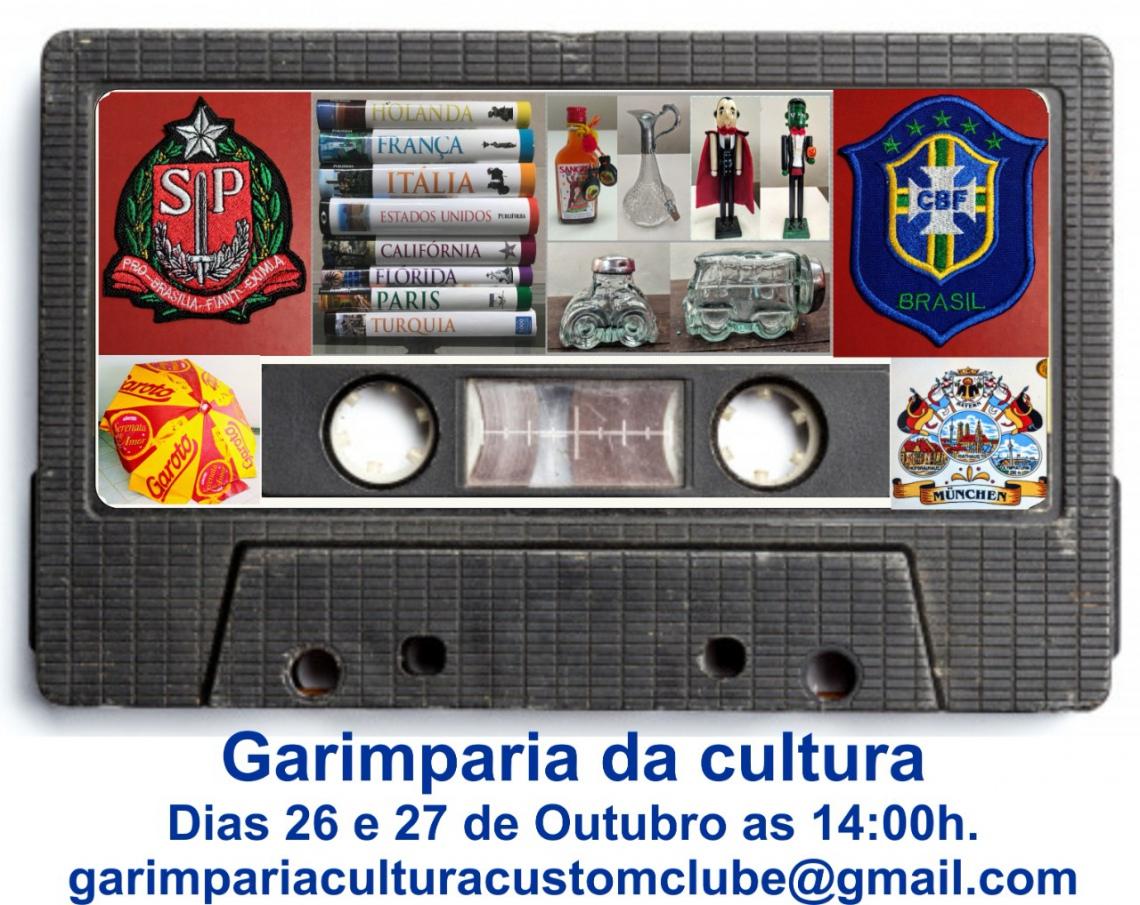 LEILÃO GARIMPARIA DA CULTURA  - MIX II