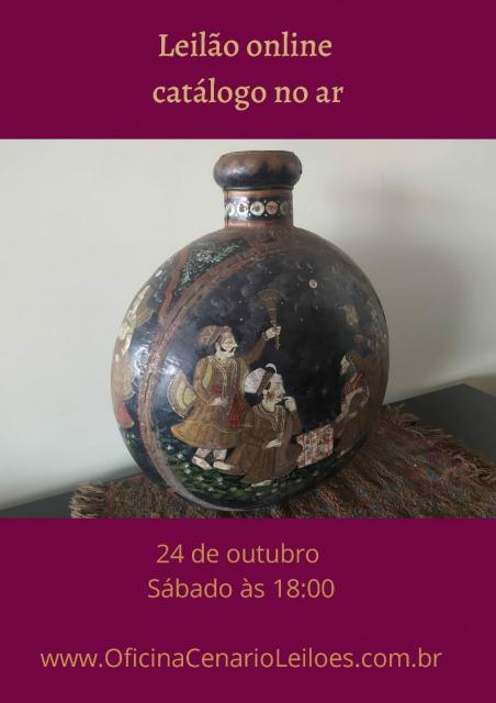 LEILÃO DE ARTE , ANTIGUIDADES &  DECORAÇÃO
