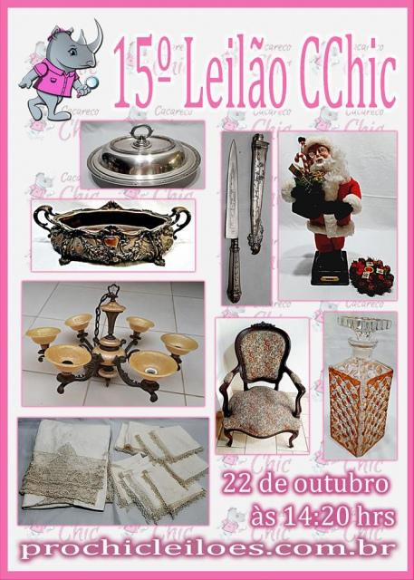 15º LEILÃO CCHIC